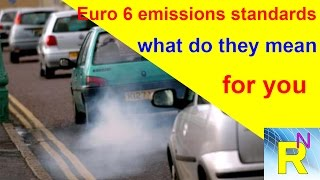 Car Review - Euro 6 Emissions Standards What Do They Mean For You - Read Newspaper Tv