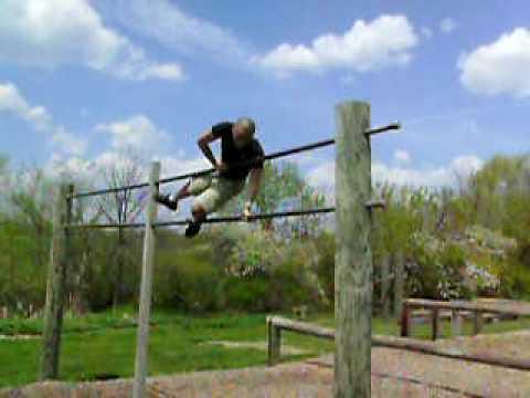 Michael O'Brien VT Obstacle Crse
