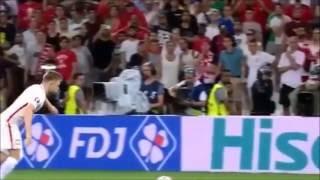 Евро-2016 1/4 финала Польша 2-1 (5-3) Португалия Серия пенальти