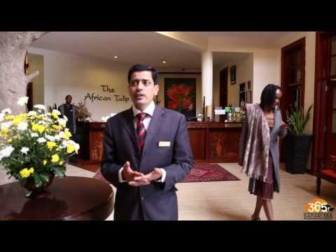 African Tulip Luxury Boutique Hotel, Arusha, Tanzania. | Safari365