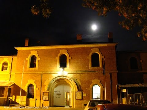 Adelaide Gaol Best ever Ghost Box/Spirit Box response