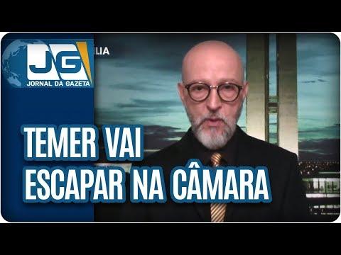 Josias de Souza/Temer vai escapar de novo na Câmara