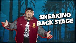 Sneaking Backstage | Gabriel Iglesias