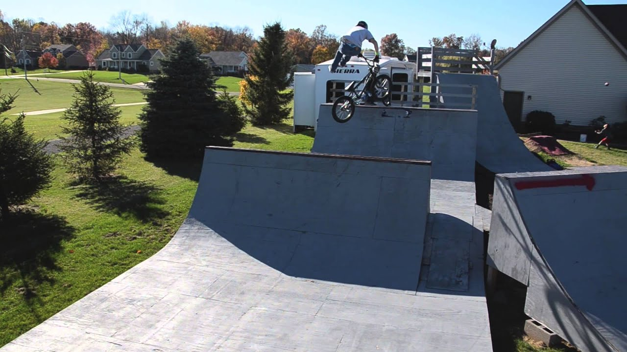 totally rad 11 year old bmx rider marcus christopher youtube
