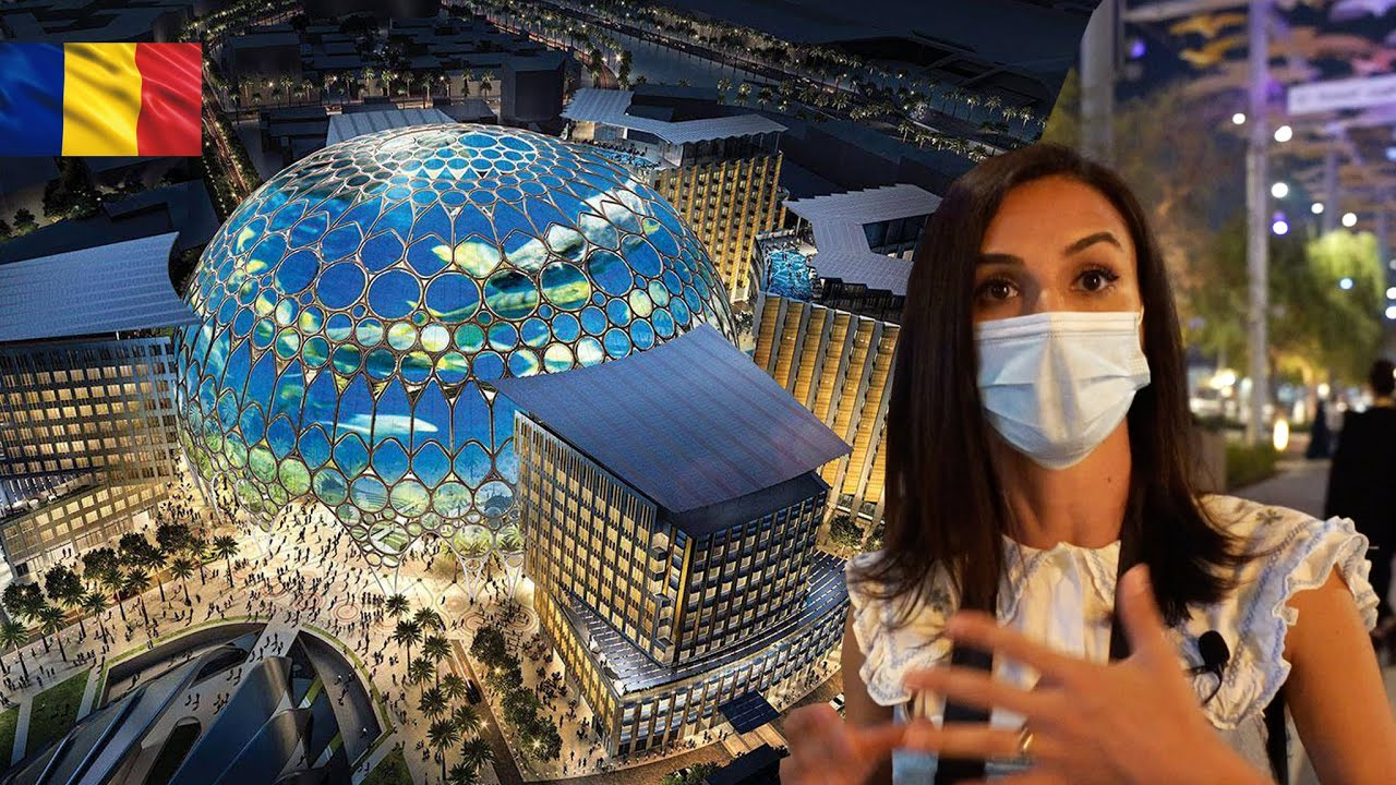 Prima zi la Expo 2020! Cum arata pavilionul Romaniei din Dubai ??
