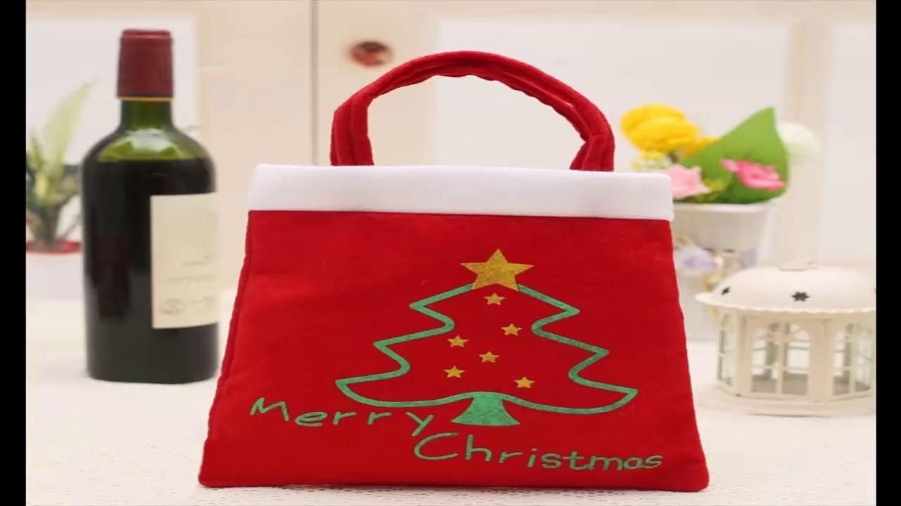 Подарки на новый год сумки
