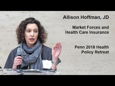 Market Forces and Health Insurance