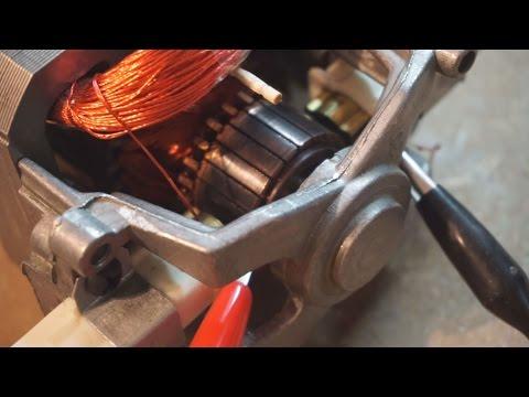 Universal vacuum motor generator effects...