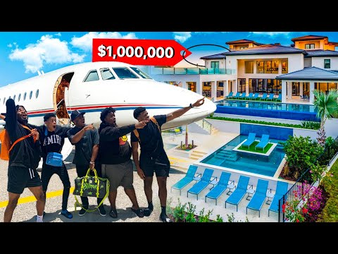 Surprising SSH With A $100,000 Summer Vacation!! 🏝🥳