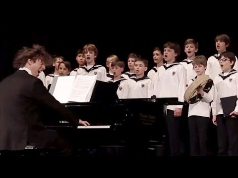 "C. ORFF - Carmina Burana ""O Fortuna"" - Wiener Sängerknaben - Lyrics In Subtitles (+ Translations)"