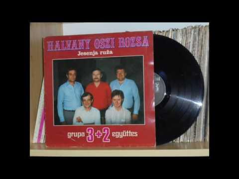 Halvány Őszi Rózsa - 3+2 Együttes - 1986
