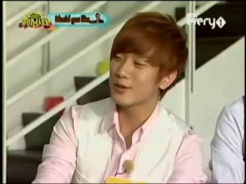 Min Hwan's confession about Sandara