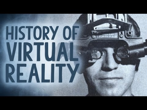 a history of virtual reality What about the stereoscope the stereoscope is considered the ancestor of virtual realityinvented in 1838 by sir charles wheatstone, it used slightly altered versions of identical images to.