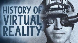 History of Virtual Reality - Reality Check
