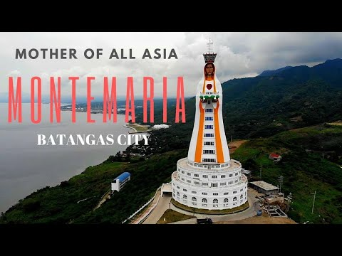 Phi Luật Tân hoàn thành tượng đài Đức Mẹ cao nhất thế giới