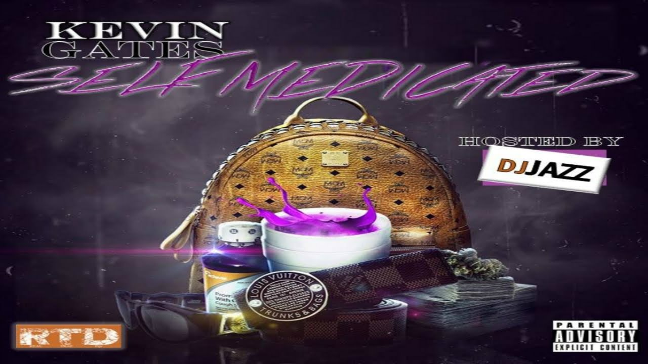 Kevin Gates - Self Medicated (Full Mixtape) - YouTube