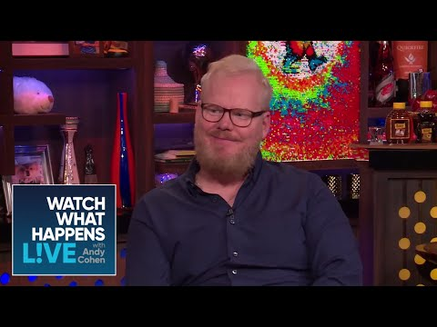 Jim Gaffigan Shares The Most Diva Thing About Pope Francis | WWHL