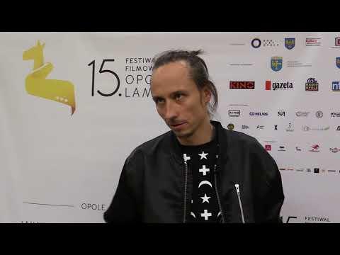 """Rafał Maćkowiak, aktor """"Słońce, to słońce mnie oślepiło"""" - XV Opolskie Lamy"""