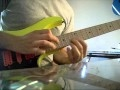 10 Metal/Rock Guitar Shred Licks E Minor Free Lesson- Tab Included