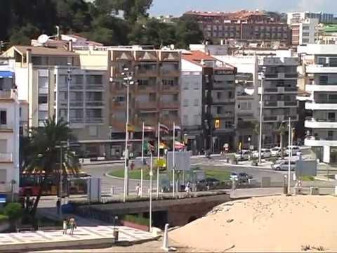 Costa Brava - Malgrat de Mar i Blanes