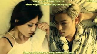 GD&TOP - Baby Good Night [Sub Español + Hangul + Romanizacion]