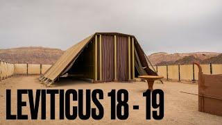 Leviticus 18-19 | Pastor Mark Abrams