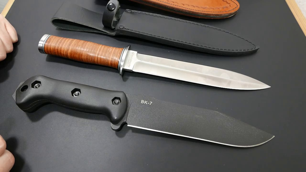B 246 Ker Magnum Classic Dagger 02lg141 Anti Zombie Stachel