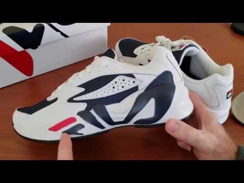FILA Mindblower 2018 Retro One Of The Best FILA 90's Runners
