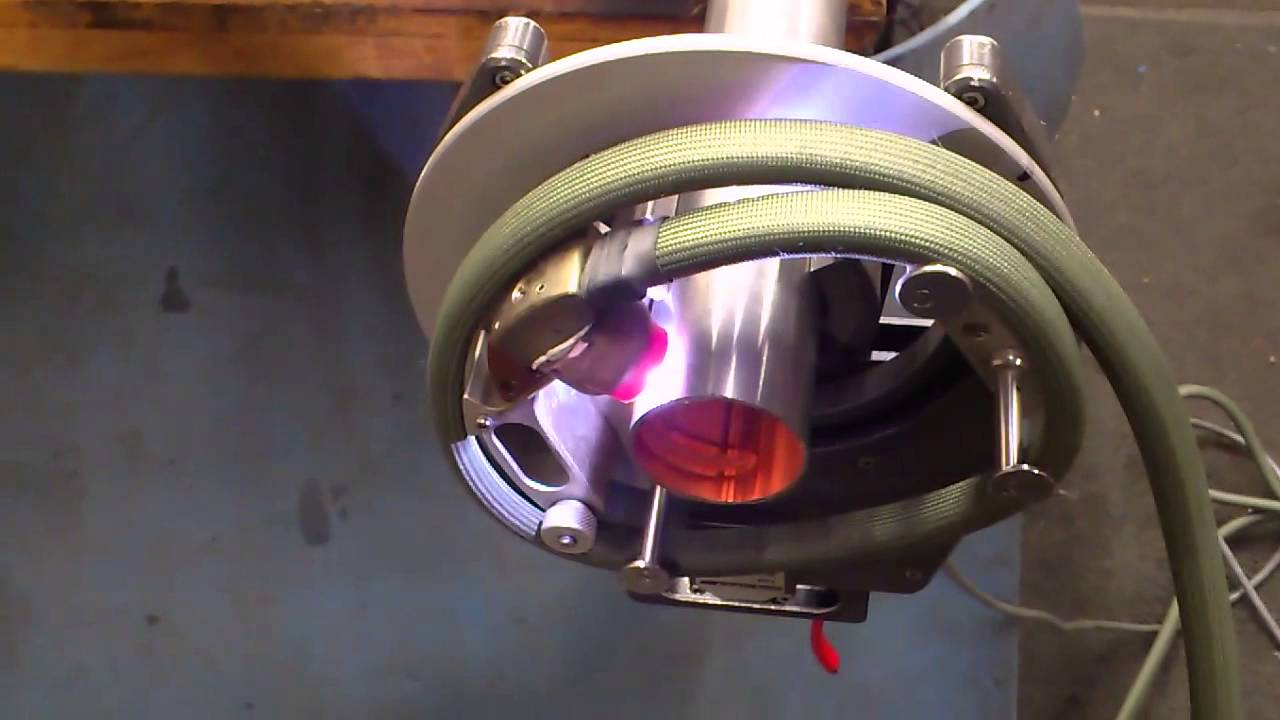 Polysoude Orbital Welding Stainless Test From Westermans
