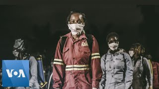 Women Essential Workers- Photo Slideshow
