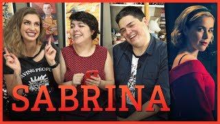 O Mundo Sombrio de Sabrina - TUDO SOBRE A SÉRIE! ft Carol Moreira e Mikannn | SM Play #122