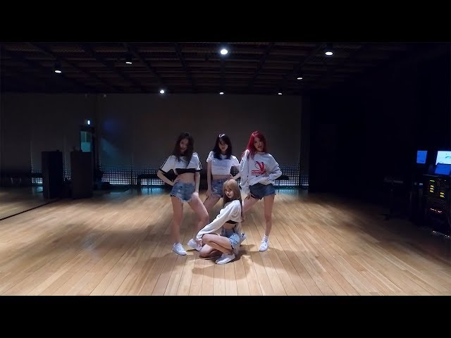 BLACKPINK - Forever Young Dance Practice (Mirrored)