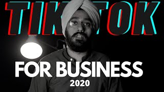 How to use TikTok for Business in 2020?