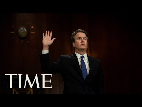 The Senate Judiciary Committee Votes On Whether To Move Brett Kavanaugh's Nomination | TIME