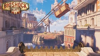 BioShock Infinite (PC) Intro/City in the Sky (60 FPS Edition)
