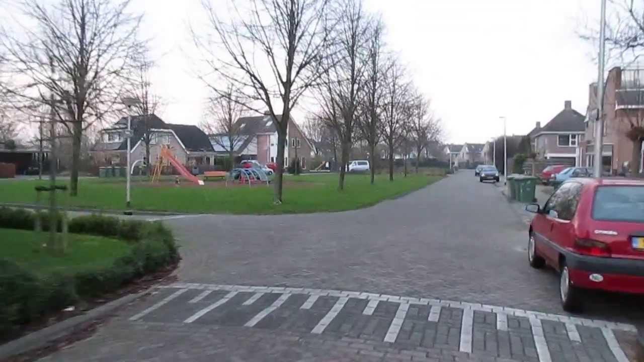 Third Vlog from Dronten Netherlands (Bike ride) - YouTube