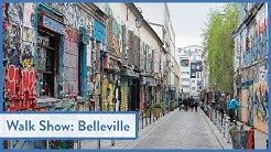 Exploring Belleville: The last hidden village of Paris