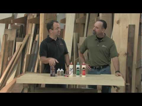 How to Choose the Right Glue for Woodworking Projects