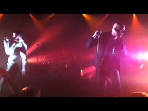 Aqua Live Copenhagen VEGA 19/11/11