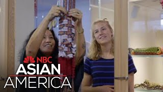 How This Artist Is Preserving Filipino Textiles Through Weaving | NBC Asian America