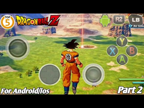 5 Best Dragon Ball Games On Android/ios (offline/online) |Top 5 Dragon Ball Z Games For Android/ios