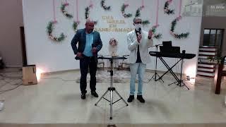 O Deus que servimos l 1Tm 1.17 l Pr Hélio Marcos Inocêncio l Niver 56 anos