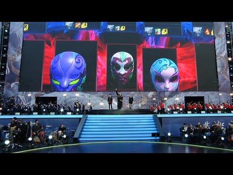 Hero - Opening Ceremony | Finals | 2017 World Championship