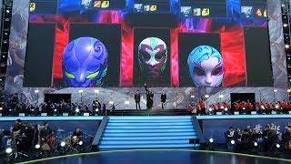 Hero - Opening Ceremony   Finals   2017 World Championship