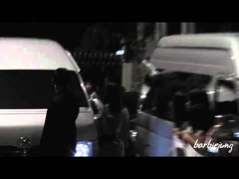 [HD][Fancam] 111130-111202  Inhwan Manager in Thailand