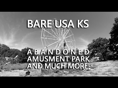 BARE USA Kansas | Explore Abandoned Places in Kansas