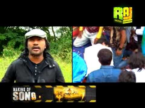 Making of Song - Bajarangi Travel Video