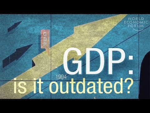 What's Wrong with GDP?