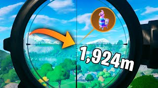 Insane 1924m  RECORD Llama!! - Fortnite Funny and Daily Best Moments Ep. 1401