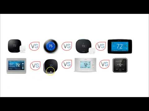 Best Wi-Fi Thermostat 2017: Top 8 Compared